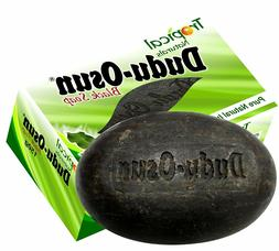 100% All Natural Dudu Osun Black Soap Anti Acne,Fungus,Blemi
