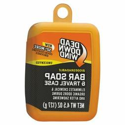 Dead Down Wind 12002 Bar Soap with Travel Container