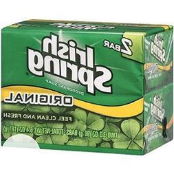 Irish Spring 14424 Original Bar Soap, 3.2 Oz