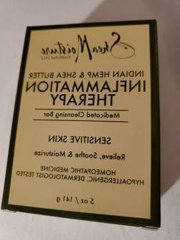 2 Shea Moisture Indian Hemp & Shea Butter Inflammation Thera