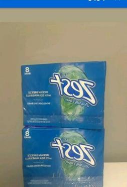 2 Zest ocaen breez invigorating bar Soap 2×8bars