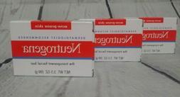 3 PACKS Neutrogena Transparent Facial Bar Acne Prone Skin Fo