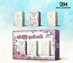 3pack Dead Sea Mud SOAPSpa Facial in a Bar All natural wit