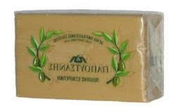 4 Pack, Pure Traditional Olive Oil Soap - Papoutsanis  - 125