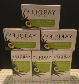 6 london moisturizing bath bar aloe