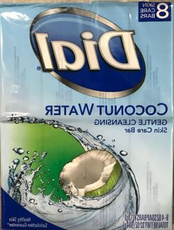 Dial Glycerin Soap Bars Coconut Water & Bamboo Leaf Extract