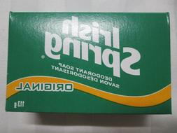Irish Spring Deodorant Bar Soap Clean And Fresh ORIGINAL Sce