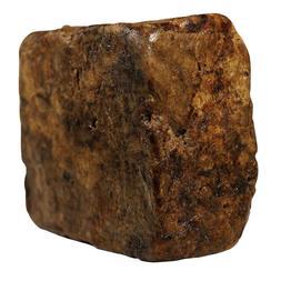 African Black Soap Bar 1 lb Raw 100% Unrefined Pure Natural
