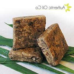 African Black Soap Bar Face Body Shea Butter For Acne Eczema