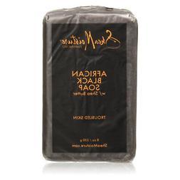 Shea Moisture African Black Soap With Shea Butter 8 oz