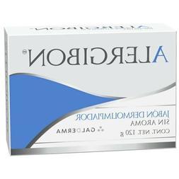 Alergibon hypoallergenic soap, unscented, 4oz bar,psoriasis,