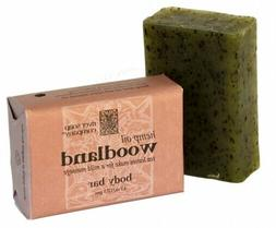 River Soap Company, All Vegetable Body Bar Soap, Woodland, 4