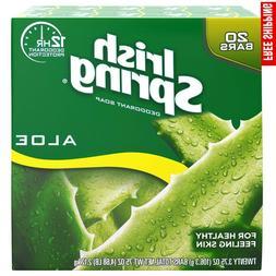 Irish Spring Aloe Deodorant Bar Soap