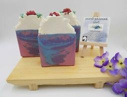 Floral Handmade Soap For Women