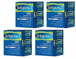 Cetaphil Antibacterial Soaps Men 3-in-1 Active Bars 4.5 Ounc