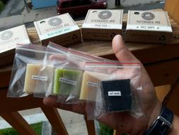 awesome soap sample size pack of 4