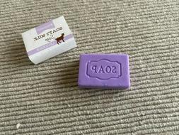 "American Girl bar of SOAP~box 18/"" doll NEW~ lavender scented~bath"