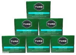 BRUT Bar Soap Classic Original Fragrance Pack of 6, 2 Bars i