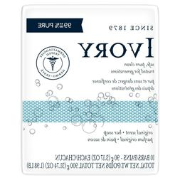 Ivory Bar Soap Original Scent, 10 count