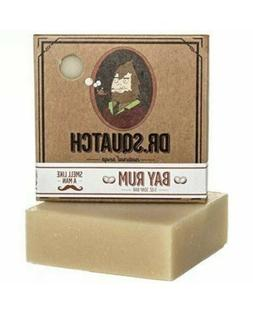 Bay Rum Soap by Dr. Squatch – Men's Naturally Fresh Scente