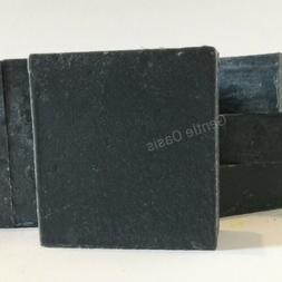Black Soap Natural Soap 1 Large Bar Coconut Oil Shea Butter