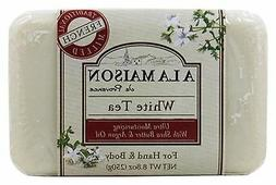 Brand New A La Maison de Provence White Tea Shea Butter Arga