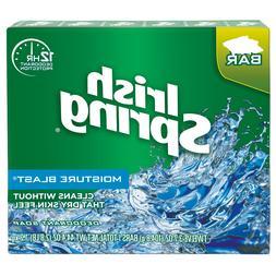 Bulk Irish Spring Deodorant Soap Moisture Blast Bulk 24/48/6