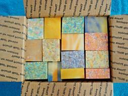 Bulk Lot 50 Bars Handmade Cold Process Soap - 14 lbs. Medium