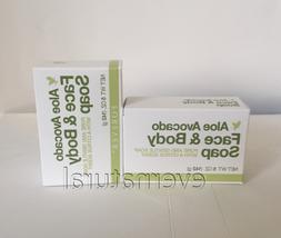 Bulk of 2 Avocado Face & Body Soap  by Forever Living