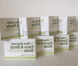 Bulk of 8 Avocado Face & Body Soap  by Forever Living