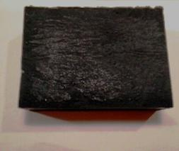 10  Peppermint Tea Tree with activated Charcoal Handmade Soa