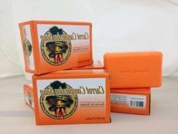 Carrot Complexion Soap - 3 Pcs.