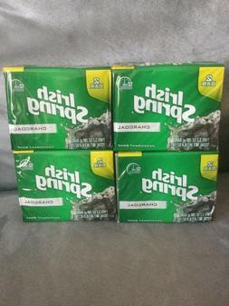 IRISH SPRING CHARCOAL 3.2 OZ BAR SOAP 2 PACK - 8 TOTAL BARS