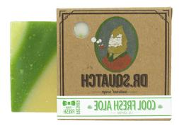 Cool Fresh Aloe Soap by Dr. Squatch - Men's Naturally Fresh