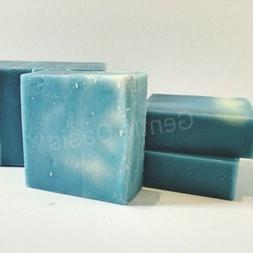 Cool Water for Men Natural Soap 1 Large Bar Sport Soap Cocon