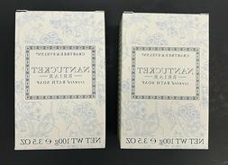 Crabtree & Evelyn NANTUCKET BRIAR Triple Milled Bar Soap 3.5