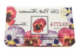 Nesti Dante Dei Colli Fiorentini Sweet Violet Bar Soap 8.8oz