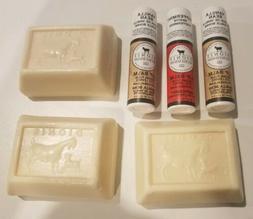 Dionis Lot 3 Lip Balm & 3 Soap Bars
