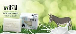LaDiva Donkey Milk Soap Bar 5.5 Oz Large Bar