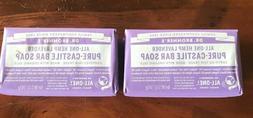 Dr. Bonner's ALL-ONE HEMP LAVENDER - Pure Castile Bar Soap -