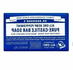 DR.BRONNER'S Magic Soaps All-One Hemp Peppermint Pure-Castil