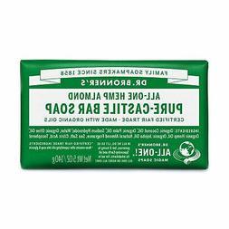 Dr. Bronner's Pure-Castile Bar Soap-Almond