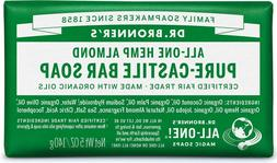 Dr. Bronner's Pure-Castile Bar Soap 5 oz  - FREE SHIPPING!