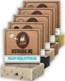 Dr. Squatch Men's Soap Sampler Pack