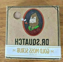 Dr Squatch Mens Gold Moss Soap Natural Exfoliating Soap Bar