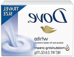 DVOCB126811 - White Travel Size Bar Soap with Moisturizing L