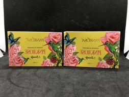 Panrosa Essential Oil Bar Soap Beauty Bundle of 2 Pink Rose