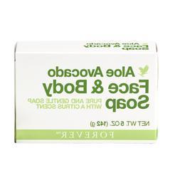 Forever Aloe Avocado Face & Body Soap  Vegan Gluten Free