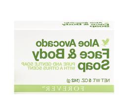 Forever Aloe Avocado Face & Body Soap - Free Shipping