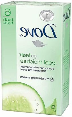 Go Fresh Cool Moisture Hydrating Lotion Beauty Bar By Dove F